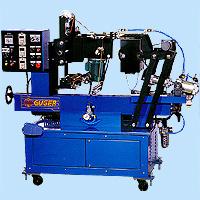 Irregular Frame Roller Heat Transfer Machine