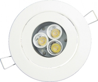 Ceiling LED Light-Recessed Type