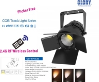 2.4G RF Remote 60W Track Light