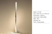 Distortion Floor Lamp
