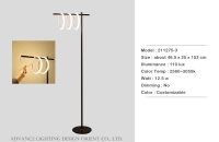 Hang Ring Floor Lamp