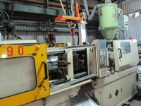 120T plastic injection molding machine