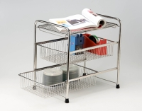 Foldable Storage Rack