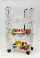 3 layers Mini Storage Stand