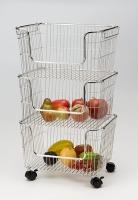 3 layers Mini Storage Stand