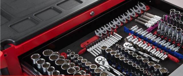 Aluminum Socket Rail
