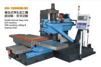 Molds type Deep Hole Drilling Machine in drilling