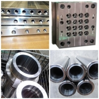 Molds / metal plate drill machining/Parts deep hole bore machining