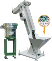 Filling Feeder( Conveyor with Hopper)