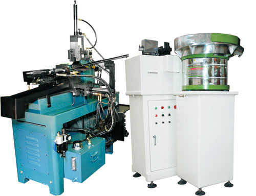 Orientation Selected Machine + Lathe Feeding Series