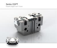 CGPT系列T型导轨定心式平行夹爪