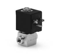 Series CFB stainless steel solenoid valves