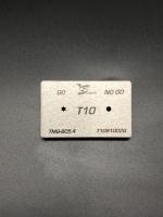 T10 Screwdriver bits gauge