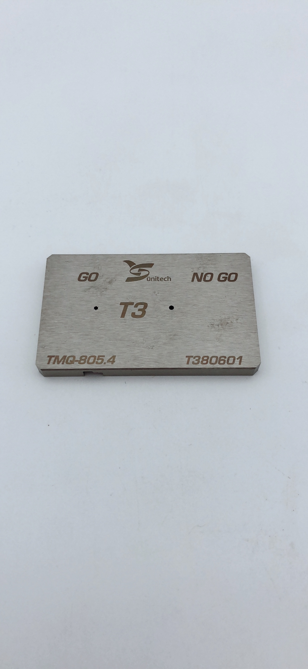 T3 Screwdriver bits gauge