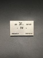 T4 Screwdriver bits gauge
