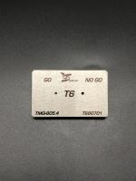 T6 Screwdriver bits gauge