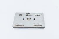 T9 Screwdriver bits gauge