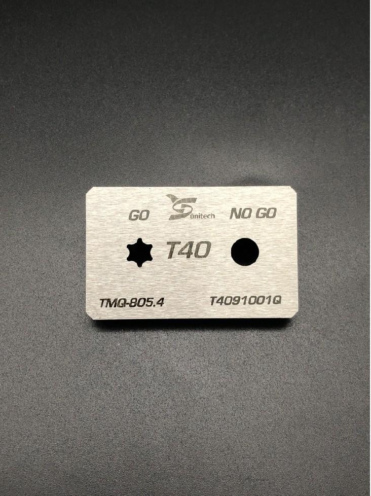 T40 gauge