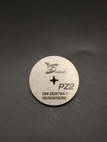 PZ2 Pozidriv2 Screwdriver bits gauge