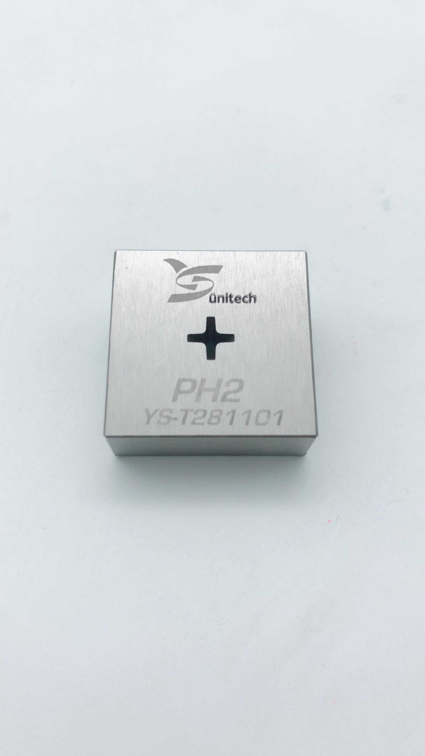 PH2 TESTING gauge
