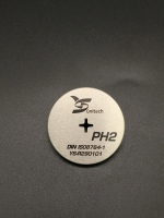 Phillips 2 Screwdriver bits gauge