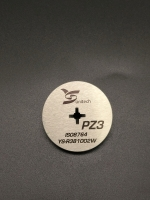 PZ3 Pozidriv Screwdriver bits gauge