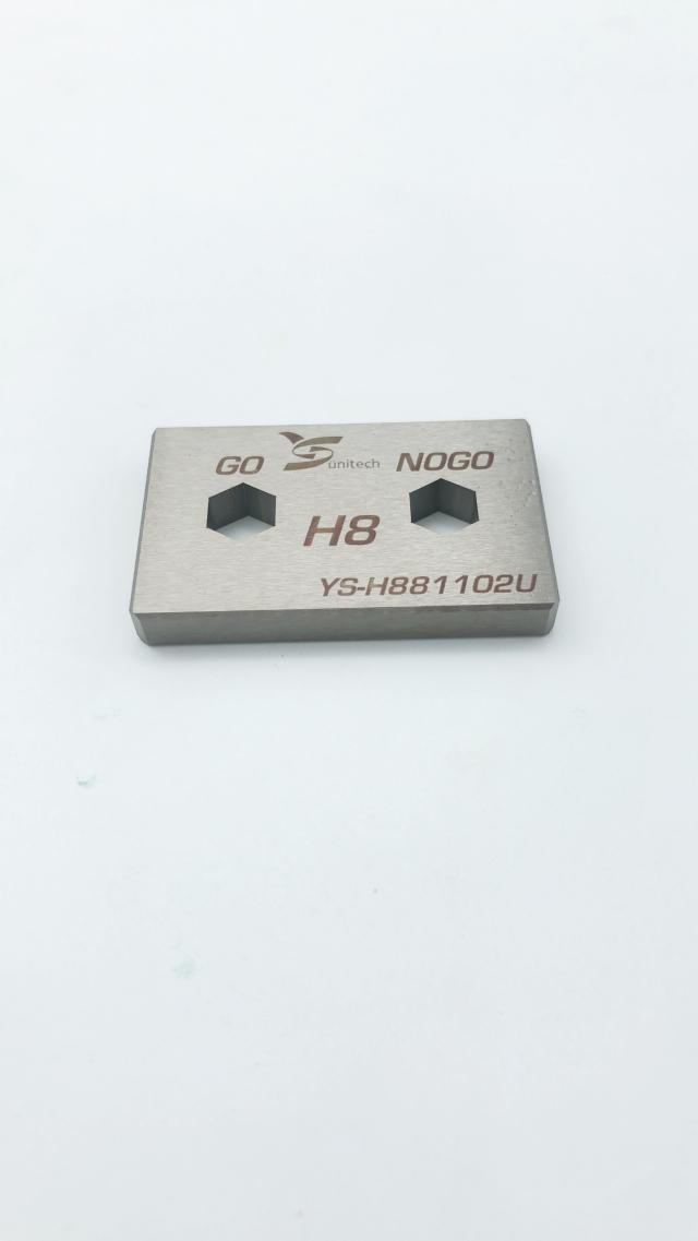 HEX8 gauge