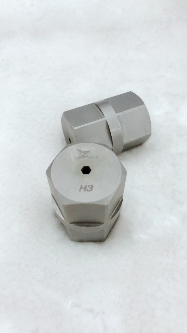 H3 Torque test block