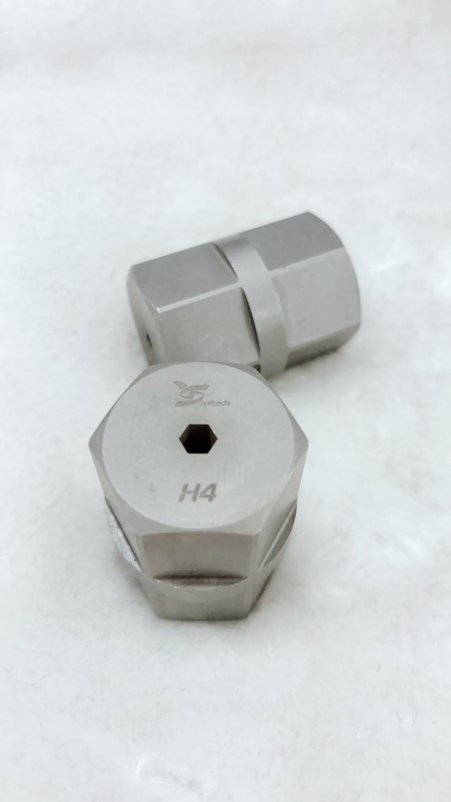 H4 Torque test block