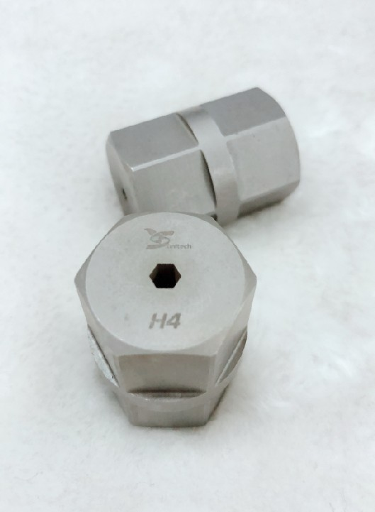 H4 六角扭力規