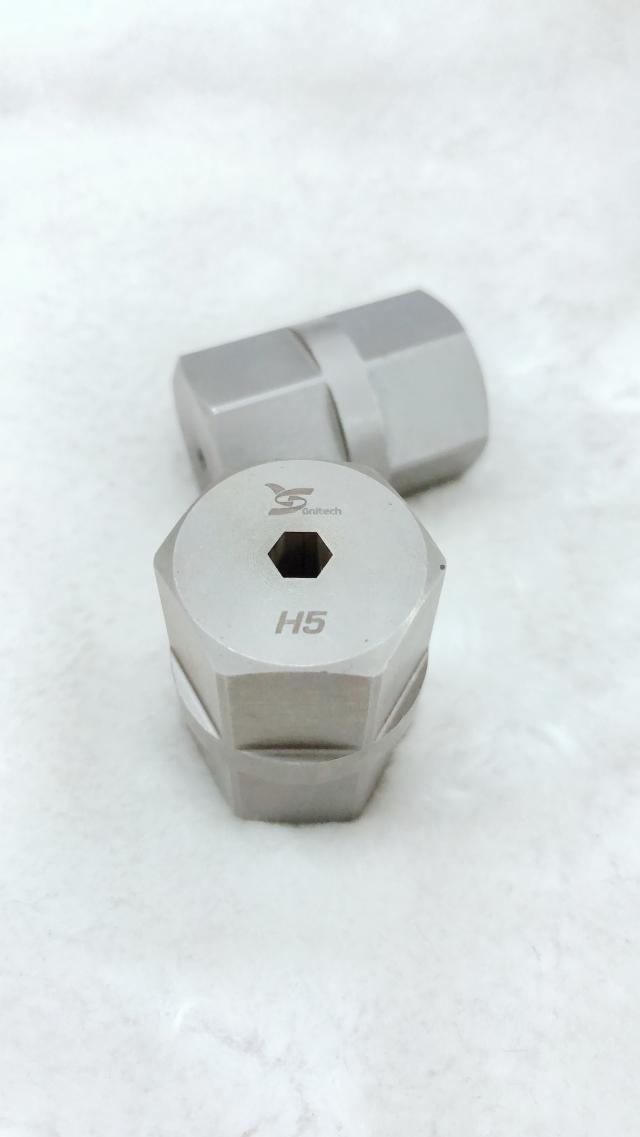 H5 Torque test block