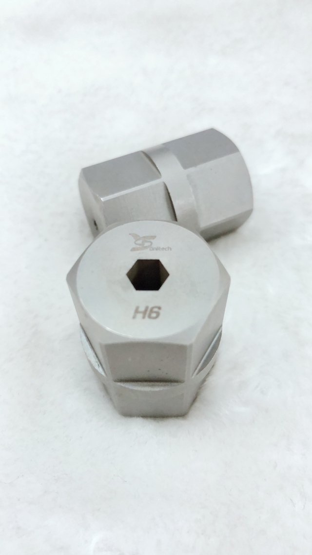 H6 Torque test block
