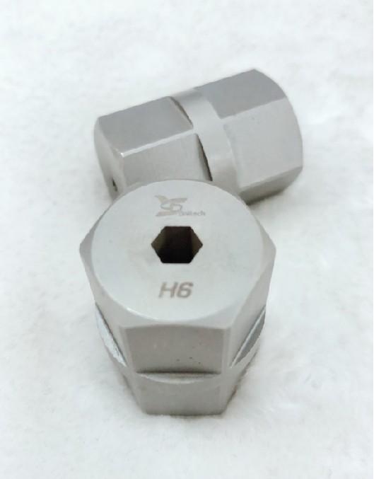H6 六角起子头扭力规