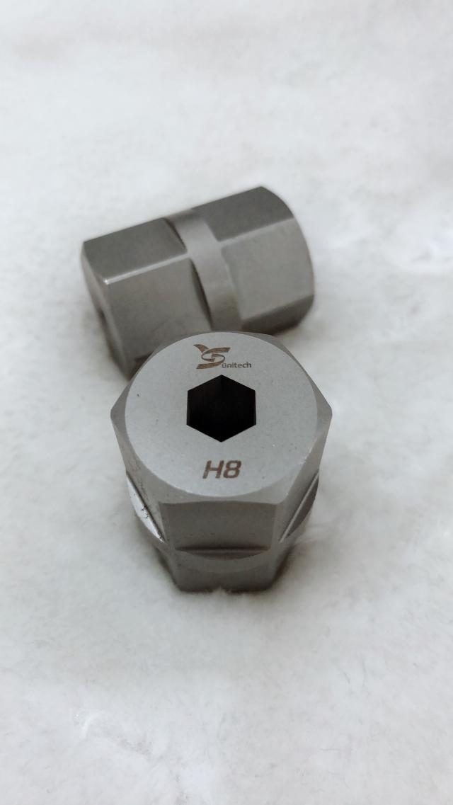 H8 六角起子头扭力规