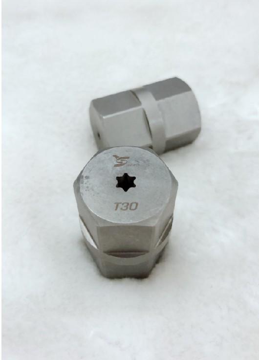T30 梅花扭力規
