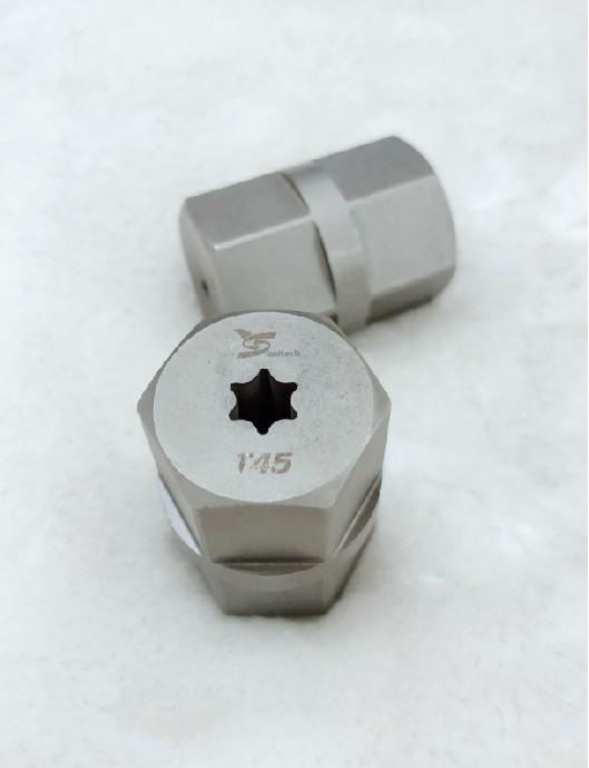 T45 Torque test block