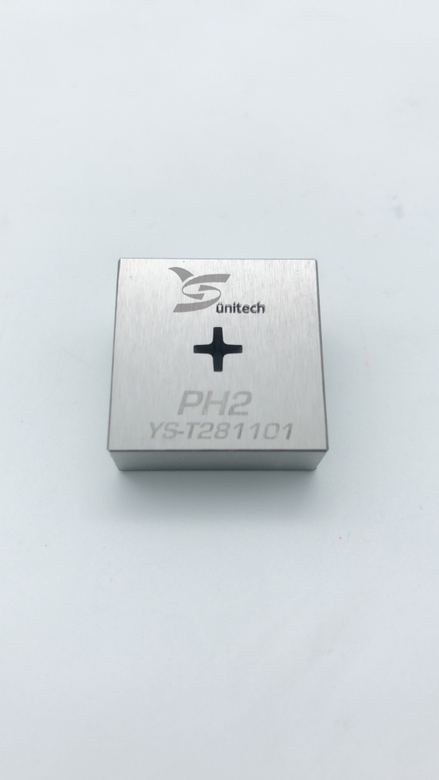 PH2 Torque test block
