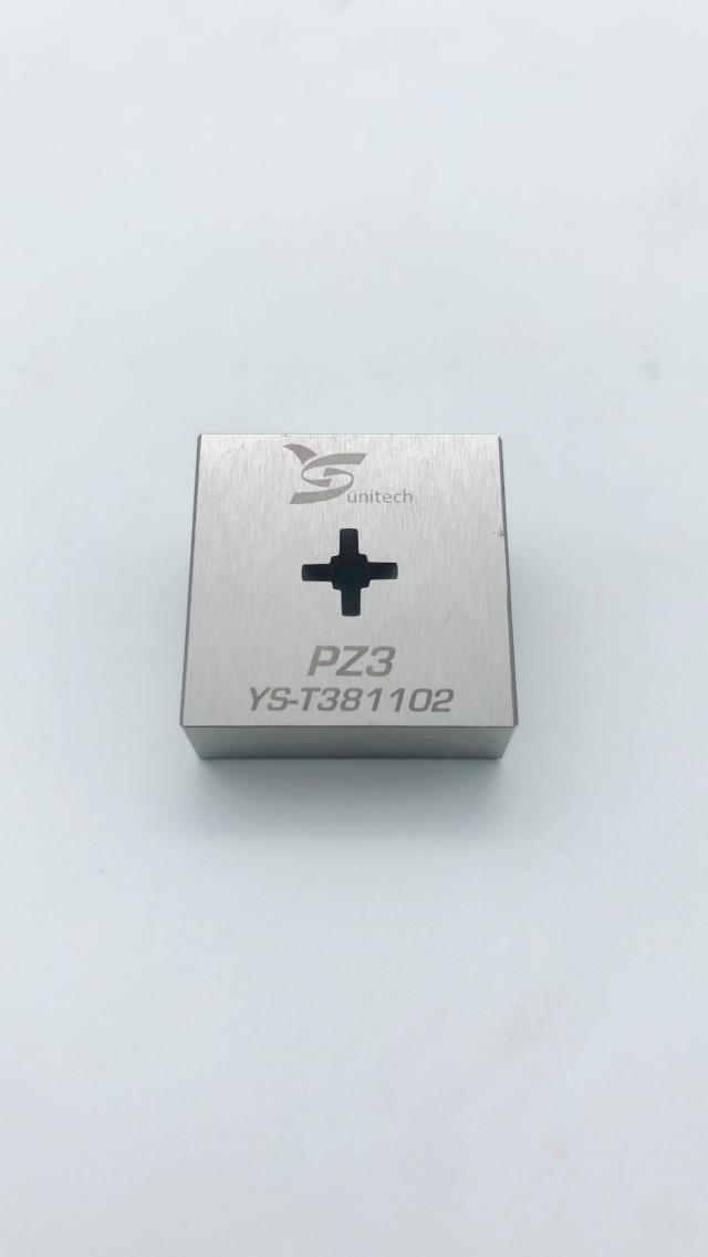 PZ3 Pozidriv Torque test block
