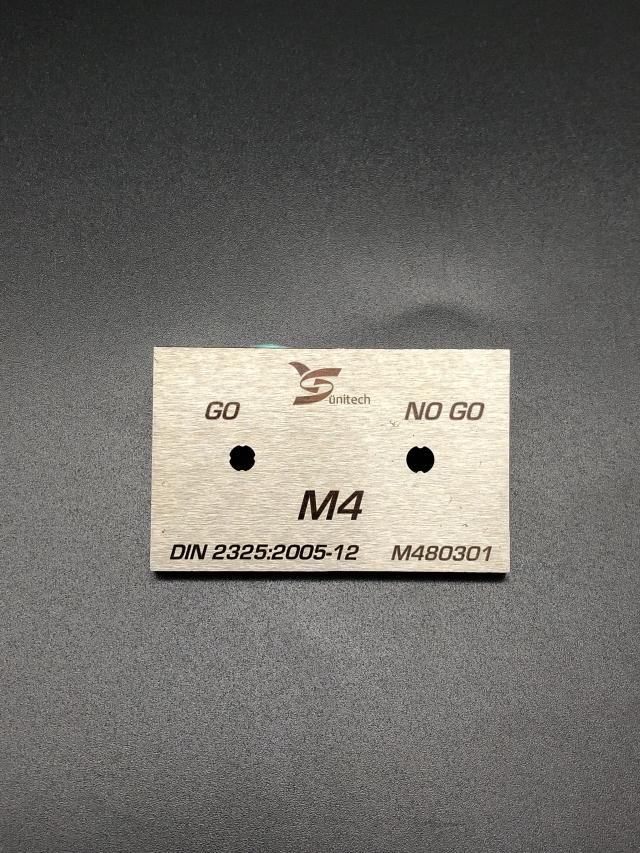M4 12角量规