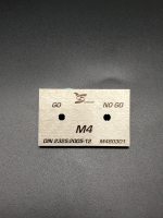 M4 12角量規