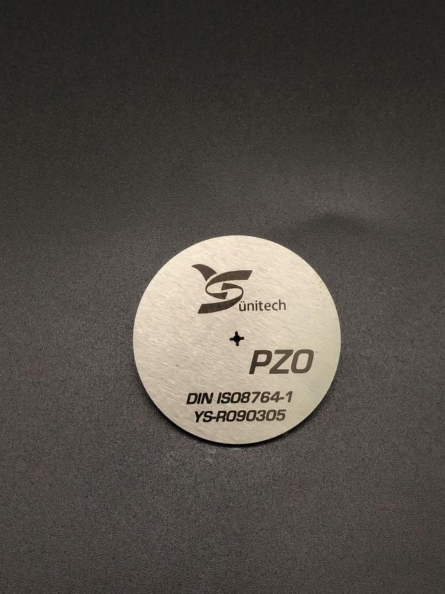 PH0 Phillips Screwdriver bits gauge