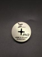 PH3 ASME Phillips gauge