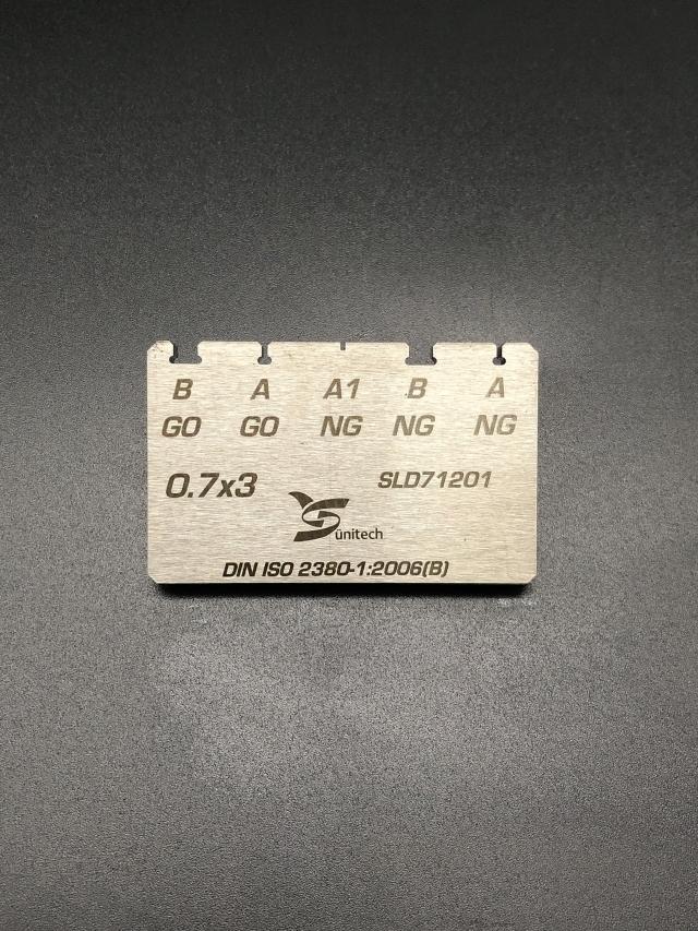 0.7x3 SL gauge
