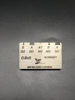0.8x5 SL gauge