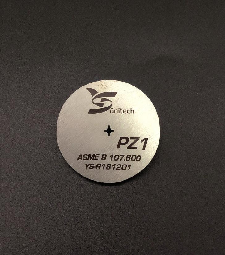 美规PZ1 米字量规