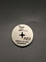 美規PZ3 米字量規