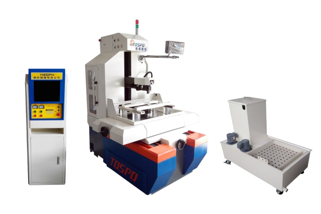 Medium speed wire cutting machine/CNC Wire Cut E.D.M.