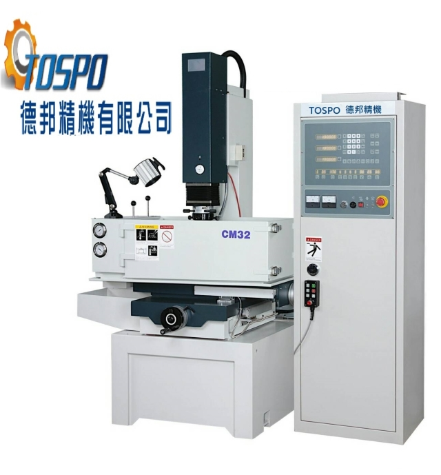 Electric discharge machine/EDM