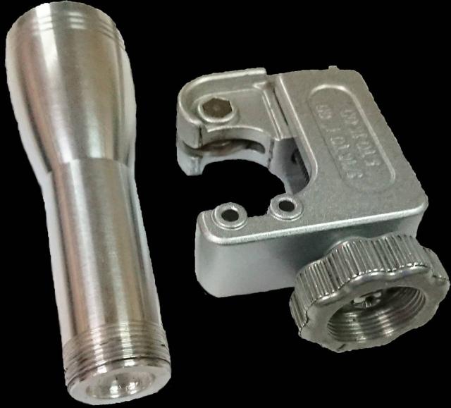 2合1弹簧式切管器