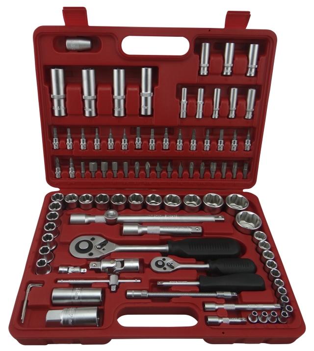 94件 24分手工具套筒組套